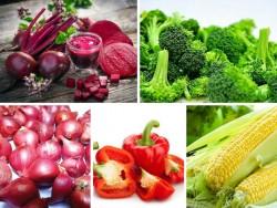 Top 5 rau củ phòng chống ung thư hiệu quả