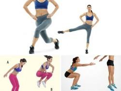Động tác đơn giản giúp giảm cân, tránh căng thẳng