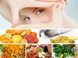 Top 5 thực phẩm giúp đôi mắt sáng khỏe
