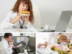 Thói quen ăn uống sai lầm của dân văn phòng