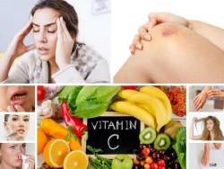 Dấu hiệu cảnh báo cơ thể đang thiếu hụt Vitamin C