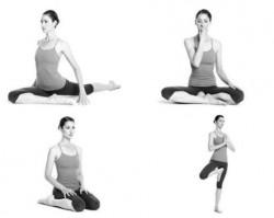 Động tác Yoga đẩy lùi cảm cúm hiệu quả