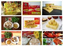 Quà tặng đặc sản - tám món quà từ Việt Nam