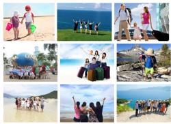 Lý do nên đi du lịch cùng trẻ