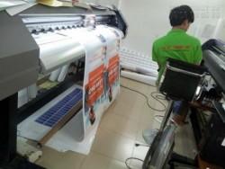 Máy in PP kỹ thuật số, máy in mực nước, mực dầu, mực UV thế hệ mới