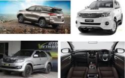 Cùng là xe Toyota, nên mua Fortuner hay Innova?