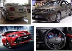 Chi tiết giá Toyota Vios 2017