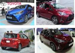 Đánh giá chi tiết Toyota Yaris 2017 dòng Hatchback và Sedan