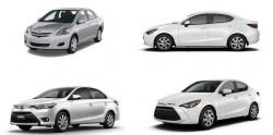 Đánh giá tổng quan xe Toyota Yaris 2017