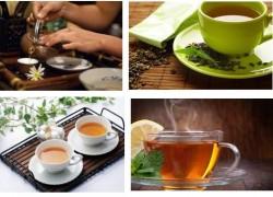 4 công thức tự pha trà giảm cân tại nhà an toàn hiệu quả