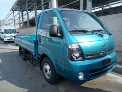 Kia Frontier K250 - Dòng xe tải nhỏ mang dáng dấp xe du lịch