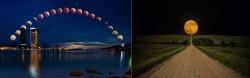 Hướng dẫn chụp ảnh: Siêu trăng