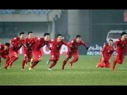 U23 Việt Nam: Chiến thắng huy hoàng