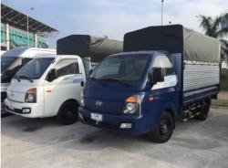 Thông số kỹ thuật xe tải Hyundai H150