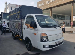 Đánh giá xe tải Hyundai H150