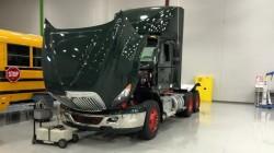 Vì sao phải xử lý khí thải xe đầu kéo trước khi đưa vào sử dụng?