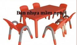 Tại sao nên mua bàn ghế mầm non tại công ty Việt Mỹ?