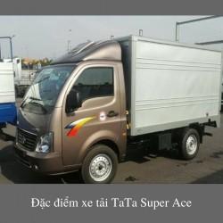Đặc điểm xe tải TaTa Super Ace