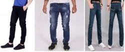 Phương pháp chọn size quần Jean, quần Kaki cho nam và nữ