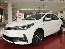 Toyota Corolla Altis 2018 về Việt Nam với giá rẻ không tưởng - Liệu có vượt qua đối thủ Mazda 3?