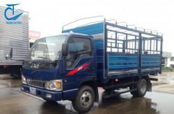 Mua xe tải jac 2.4 tấn trả góp nhanh