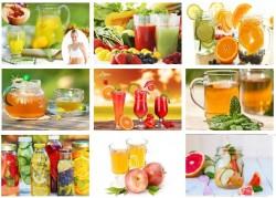 Những thức uống giúp giải độc, mát gan, đẹp da