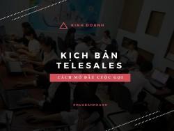 Cách mở đầu hiệu quả của telesales
