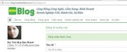 Viết Blog Mua Bán Nhanh Backlink, SEO giúp tìm kiếm khách hàng tiềm năng nhanh