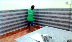 Cấu tạo và đặc điểm của giấy dán tường