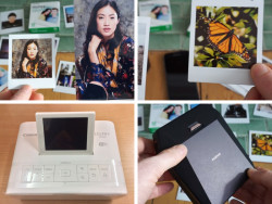 So sánh máy in ảnh mini Canon Selphy CP1300 và Fujifilm Instax Shase SP-3
