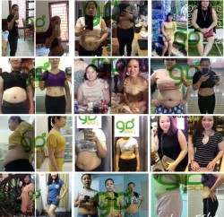 Uống trà giảm cân Golean Detox giúp phụ nữ sau sinh giảm béo, giảm mỡ bụng không lo mất sữa