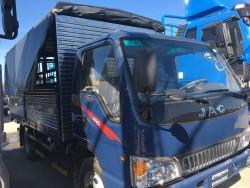 Ưu điểm nổi bật của dòng xe tải JAC 2T4 thùng dài 3m7