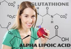 Tác dụng của chất Glutathione đối với cơ thể