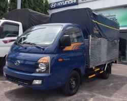 Hình ảnh Hyundai New Porter 150 thùng mui bạt, động cơ D4CB