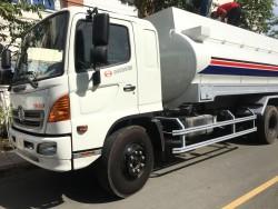 Những điều cần lưu ý khi sử dụng xe bồn chở xăng dầu
