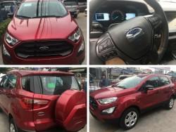 Kinh nghiệm chọn mua xe Ford Ecosport