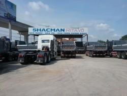 Ưu nhược điểm của dòng xe tải ben Shacman