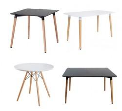Cách lựa chọn mặt bàn quán cafe đẹp, bền, rẻ, dễ vệ sinh