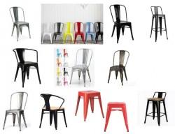 Những điều cần biết về ghế tolix