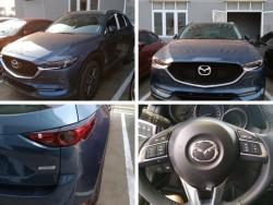 Thông số kỹ thuật xe Mazda CX 5 2018