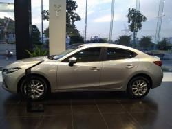 Những ưu điểm nổi trội của dòng xe Mazda 3