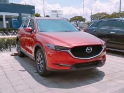 Những điểm nổi bật trên Mazda CX-5 2018