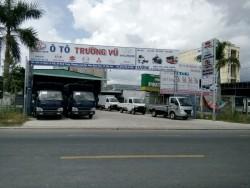 Ô Tô Trường Vũ - đại lý cung cấp xe tải tốt nhất miền Tây