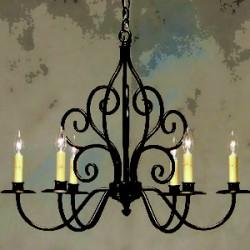 Cách chọn đèn trang trí phù hợp với diện tích không gian trong nhà