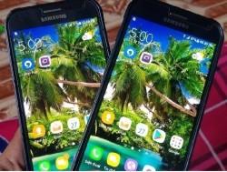 So sánh điện thoại Samsung Galaxy S6 và S6 active