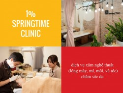 Công ty TNHH MTV 1% Springtime Clinic