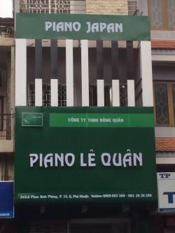 Đôi nét về Piano Lê Quân - Hoạt động tuyển sinh dạy đàn uy tín