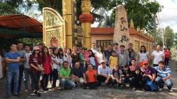 Công ty In Kỹ Thuật Số cúng dường tại Thiền Viện Trúc Lâm Phật Đăng