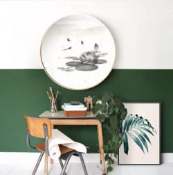 Sai lầm khi bỏ qua tranh in treo tường trong trang trí nội thất