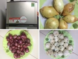 10 thực phẩm không nên bảo quản bằng tủ lạnh không phải ai cũng biết